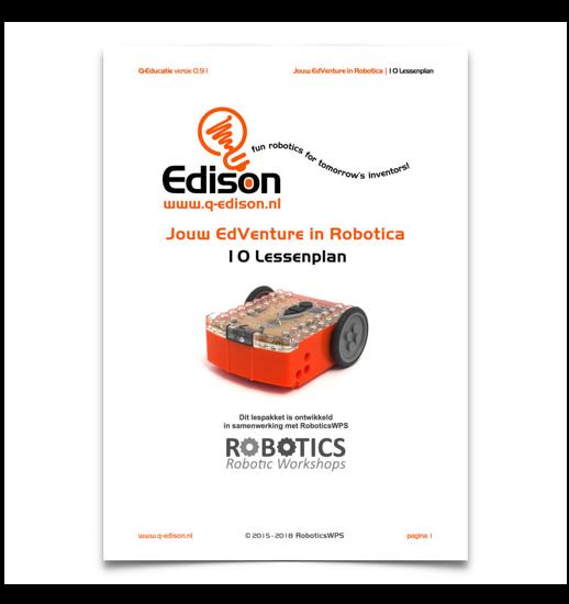 Q-Edison Instructiepakket (Nederlands)